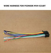 NEW WIRE HARNESS FOR PIONEER MVH-S21BT MVHS21BT FREE FAST SHIPPING