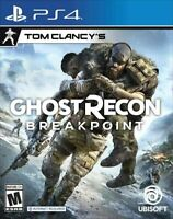 Tom Clancy's Ghost Recon Breakpoint (PlayStation 4 PS4)