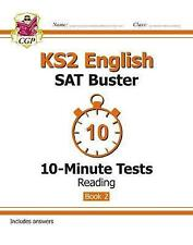 KS2 English SAT Buster 10-Minute Tests: Reading - Book 2 (for the New...