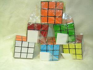 Zauberwürfel  5,5 x 5,5 x 5,5  cm    bis 720 Stück NEU OVP