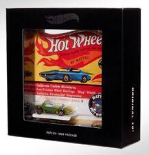 Hot Wheels Hwc Original 16 Replica Custom Silhouette Antifreeze #2348/4000