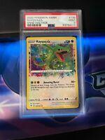 Pokemon SWSH Vivid Voltage Amazing Rare Rayquaza 138/185 PSA 9 Mint