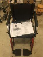 TiLite Aero R Rigid Wheelchair