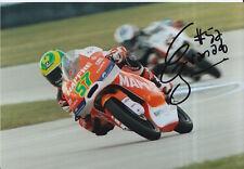 Eric Granado mano firmado 7x5 Foto Mapfre Aspar Moto 3 MotoGP 5.