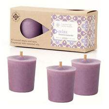 Seeking Balance Aromatherapy Range. Soy wax candles. Wood Wick