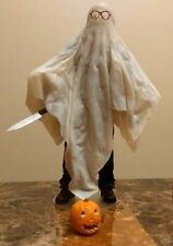 NECA HALLOWEEN-CULT CLASSICS HALL OF FAME MICHAEL MYERS FIGURE WITH GHOST SHEET