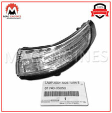 81740-05050 GENUINE OEM SIDE TURN SIGNAL LAMP ASSY, LH 8174005050