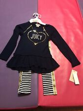 Nwt 2pc. Juicy Couture Outfit Size 5
