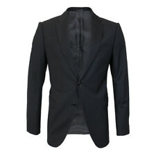Emporio Armani - M Line Black Slim Fit Suit - UK46 - *NEW WITH TAGS* RRP £650
