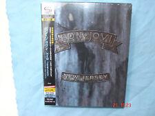 Bon Jovi - New Jersey (Japan UICY-76434, SHM-CD, DVD) (2014)