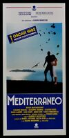 Plakat Mediterran Gabriele Salvatores Diego Abatantuono Bakary Cederna N44