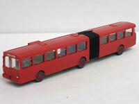 Mercedes-Benz Schub-Gelenkbus O 305 G in rot, Wiking, 1:87, ohne OVP