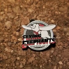 Disney Dumbo Pin Wdw Mascots Mystery Collection Flying Elephant Storybook Circus