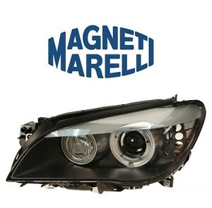 For BMW F01 F02 740i 750i 760Li Driver Left Headlight Assy Magneti Marelli OEM