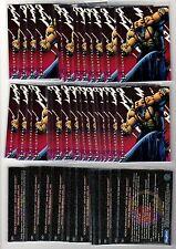 1X 1994 BATMAN Knightfall PROMO Skybox #CBC1 PROTOTYPE SAMPLE Lots Available