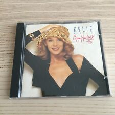 Kylie Minogue _ Enjoy Yourself _ CD Album _ 1989 PWL Belgium No Barcode _ RARE