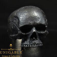 Gorgeous Biker Ring Skull Size 12 Sterling Silver Harley Fans Davidson Jewelry