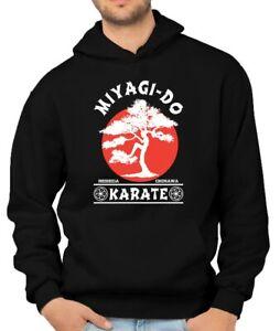 Cobra Kai Hoodie Miyagi Do Karate Kids Man Unisex Hoody Movie RETRO Sweatshirt