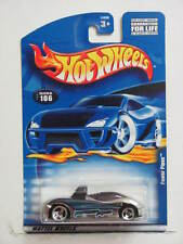 HOT WHEELS  2001 POWER PIPES #106 CHROME