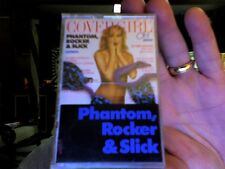 Phantom, Rocker & Slick- Cover Girl- new/sealed cassette tape