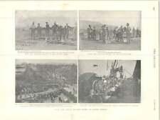 1899 Is It Peace Or War Tintagel Castle