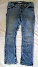 "Aeropostale low rise boot cut jeans size 3-4*FREE SHIPPING* 30"" inseam Very Nice"