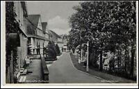 Bad Gottleuba alte Ansichtskarte 1937 gelaufen Männerhäuser der Heilstätte