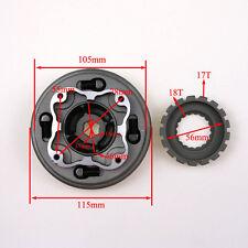 SEMI AUTO CLUTCH 110cc 125cc 3 Plate Quad Buggy Dirt pitpro bike Thumpster