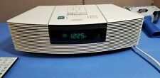 New listing Bose Wave Awrc-1P Wave Radio / Cd * White * Read Description *