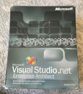 Microsoft Visual Studio.net Enterprise Architect