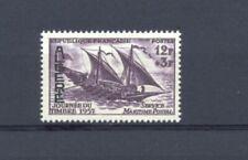 Algeria 1957 SG 371 Frigate MNH