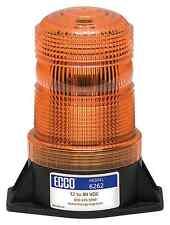 ECCO 6262 Series LED Forklift Strobe, 12-80 Volt Amber (LED Version 6200/6220)