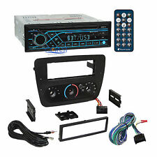 Planet Audio USB Bluetooth Radio Dash Kit Harness for Ford Taurus Mercury Sable