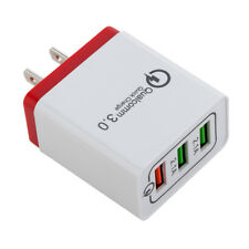 USB Fast Charging Quick Wall Charger Adapter Plug For iPhone Samsung Android LG