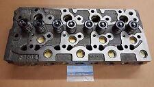 New Holland Skid Steer L553, L555, V1902 Diesel Cylinder Head 503323 W/Valves