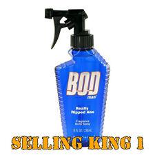 BOD Man Really Ripped Abs 8oz Body Spray