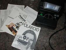 POLAROID 1000 S WITH  POLATRONIC 1