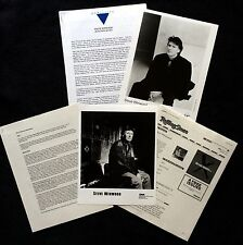 Steve Winwood Junction 7 '97 & About Time '03 - Press Kits