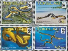 Tokelau 408-411 (complete issue) unmounted mint / never hinged 2011 Plättchensee