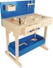 Small Foot Design 10839 Kinderwerkbank mit Zubehör ()