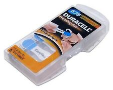 Duracell Activair Hearing Aid Batteries Size 675 (40) with A FREE Battery Caddie