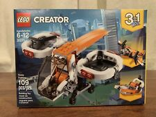 Lego Creator 31071 Drone Explorer 3 In 1 Brand New Sealed Set