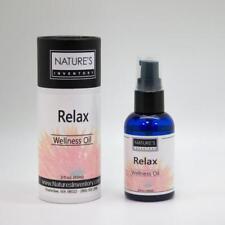 Relax Wellness oil Nature's Inventory 2 fl oz (60ml)