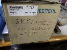 SCHMERSAL - HEAVY DUTY CAST IRON ROLLER LIMIT SWITCH - MA 064-30Y -- 3 pole N/O