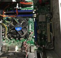 INTEL DESKTOP BOARD BTTM015007BV MOTHERBOARD + CPU i5 661 3.33 GHz - TESTED