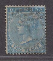 **Bermuda, SC# 2, Used, FVF, CV $32.00