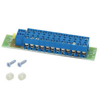 PCB001 1 Set Power Distribution Board With Status LEDs for DC and AC Voltage
