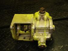 HALE Fire truck vacuum primer pump .