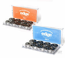 Boxed ABEC 7 or ABEC 9 Bearings (Qty 8) - Skateboard Skate Bearings by TBF