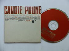 Advance CD Promo CANDIE PRUNE Absurde 14 titres SPCD 2290
